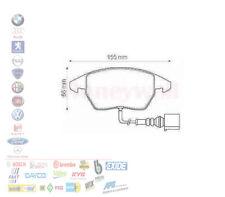 PASTIGLIE FRENO ANTERIORI GOLF 5 V 6 VI PASSAT TOURAN AUDI A1 A3 SPK SEAT LEON