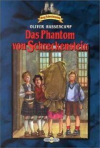 Burg Schreckenstein: Das Phantom von Schreckenstein. Bd.... | Buch | Zustand gut