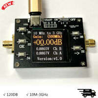 10M-3GHz RF Power Amplifier Module 120DB Large Dynamic Range CNC Gain Amp