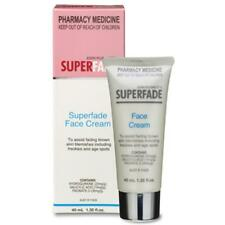 John Plunkett's SUPERFADE FACE CREAM 40ml: POWERFUL PIGMENTATION FADING AGENT