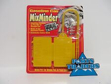 Gasoline Can Mix Minder Fuel Tags Premix/Regular Gas 2 or 4 Stroke Motorcycle
