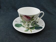 Roy Kirkham Fine Bone China Breakfast Cup & Saucer Redoute Roses