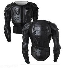 Motorcycle Motorcross Racing Full Body Armor Spine Chest Protector Jacket 3XL