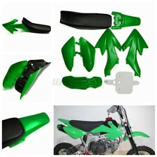 Green 50cc 110cc 125cc 140cc Plastic 4-Stroke CRF50 Pit Bike Set Mudguard Seat