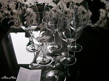 Rosenthal Glas - Selection - Prime 6 x NEUE Bordeauxgläser 26 cm *NEU & OVP*