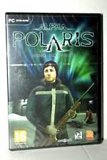 ALPHA POLARIS ORRORE TRA I GHIACCI GIOCO NUOVO PC DVD VER ITALIANA AL1 41845