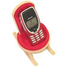 Fauteuil à bascule rouge le super gag F.Téléphone portable TOP Oma Design
