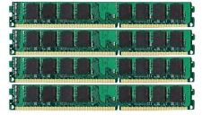 NEW 8GB 4x2GB PC3-10600 DDR3-1333MHz 240pin Memory RAM For AMD CPU Chipsets