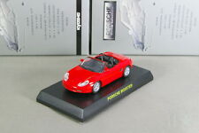 Porsche BOXSTER 986 Red 1/64 Kyosho Minicar Collection Japan Limited 2006