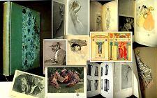 The STUDIO V.29 Peinture Painting HELLEU GRANDVILLE WHISTLER Art Nouveau Rel1903