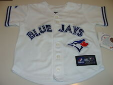 Toronto Blue Jays Jersey MLB 2T Baseball Child Kids Home White Toddler NWT