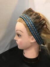 American Eagle Outfitters AEO Feather Crown Headband Tribal Festival Headdress