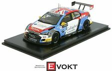 Spark Citroen C-Elysee Wtcc Chilton Winner Race Argentina 2016 Model Car 1:43