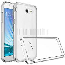 Slim Shockproof Hybrid Rubber Case Cover For Samsung Galaxy J3 Emerge / J3 Prime