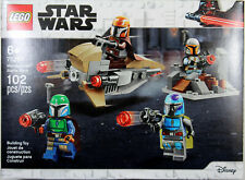 LEGO ~ STAR WARS MANDALORIAN BATTLE PACK (Set #75267) ~ New/Unopened