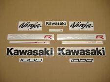 ZX10R 2013 ninja full decals stickers kit set graphics autocollants adhesives 12