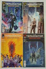 TERMINATOR SECTOR WAR TPB REPS 1-4