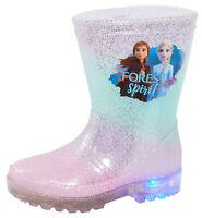 Doc McStuffins Rubber Wellies Wellington Girls Disney Snow Boots  Size UK 5-11.5