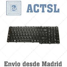 Teclado Español para Toshiba Satellite P300D Backlit Glossy