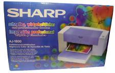 SHARP AJ-1800 Color Inkjet Printer - NEW OLD STOCK