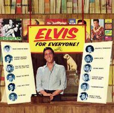 ELVIS PRESLEY - FTD CD  -  ELVIS FOR EVERYONE  -  FTD CD
