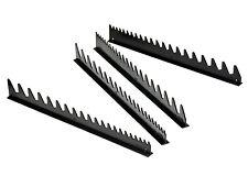 Ernst 6015  40 Tool  Wrench Organizer Rail Kit -Black