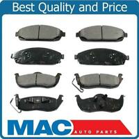 1999-2005 Grand Vitara Front Ceramic Pads /& Organic Brake Shoes