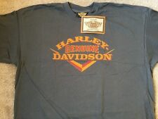 Harley Davidson Genuine gray Shirt NWT  Men's Medium