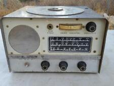 Rare Allen Bradford Model 300 Portable Radio Direction Finder Untested