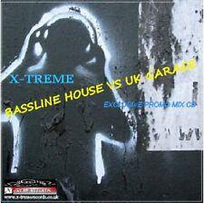 X-TREME BASSLINE HOUSE VS UK GARAGE ( DJ MIX CD )