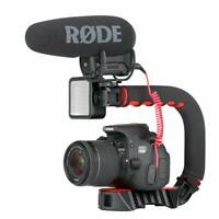 Camera Video Rig Stabilizer Steady Cam U Grip Holder Mount Handheld Universal