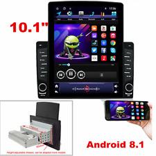 1Din 10.1in Android 8.1 Car Multimedia Radio In-Dash Stereo GPS Nav Wifi OBDII