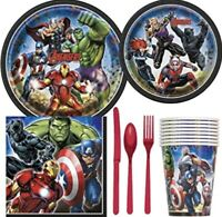 MARVEL AVENGERS Party Supplies, Favors, Decorations Bundles (See Selections) NEW