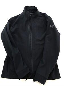 Arcteryx Softshell Mens Jacket Black Medium Near New