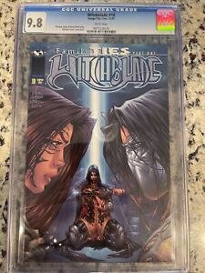 Witchblade #18 CGC 9.8 Michael Turner Cover