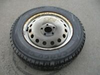 Opel Vivaro Break (J7) Roue de Secours Pneu Rechange 205/65 R16C Jamais Utilisé