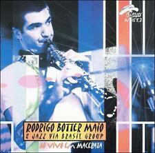 RODRIGO BOTTER MAIO - AO VIVO EM MACERATA NEW CD