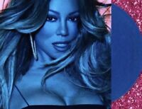 Mariah Carey 'CAUTION' Limited Edition Blue Vinyl New!