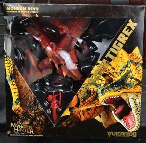 Kaiyodo Vulcanlog Revoltech Molten Tigrex Rage Ver 100% Authentic! US Seller!