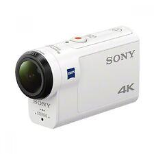 SONY Digital 4K Video Camera Recorder Action Cam FDR-X3000 White Japan import