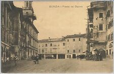 52942  - CARTOLINA d'Epoca - GORIZIA Città - PIAZZA DUOMO