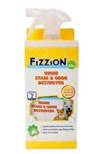 Fizzion URINE DESTROYER Pet Stain Odor Remover Dog Cat Urine 2 Tab & 23oz Bottle