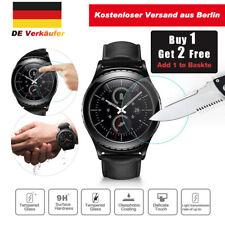 3er  für Samsung Galaxy Gear S2 Watch Premium Displayschutzfolie Panzerglas Uhr