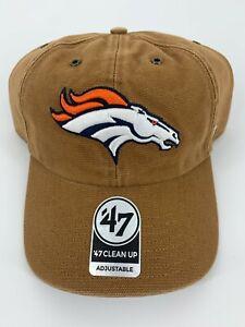 Carhartt X '47 Clean Up Denver Broncos Adjustable Hat