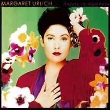"""MARGARET URLICH """"Safety In Numbers"""" 1989 11Trk CD """"Escaping, OnlyMyHeartCalling"""""""