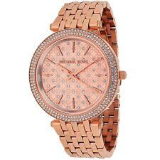 Michael Kors MK3399 Rose Gold Tone Ladies Wrist Watch