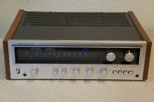 KENWOOD KR-6400 SOLID STATE  AM/FM STEREO RECEIVER-BENCH CHECKED,SERVICED,TESTED