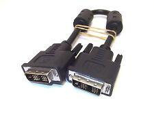 DVI Cable 1FT COPARTNER E119932 AWM 20276 80C 30VVW-1 digital/analog SINGLELINK