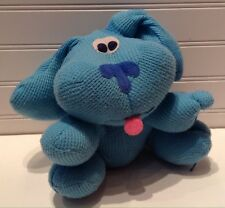 """Blue's Clues 8"""" Plush Stuffed Animal Doll With Sounds"""