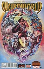 Weirdworld #2 Comic Book 2015 Secret Wars - Marvel